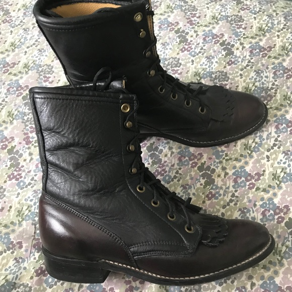 Womens Laredo Leather Keltie Vintage